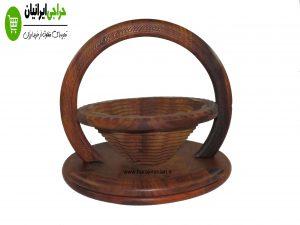 آجیل خوری چوبی