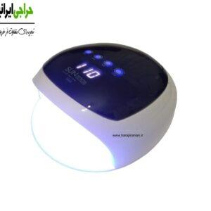 دستگاه لاک خشک کن LED-UV سان