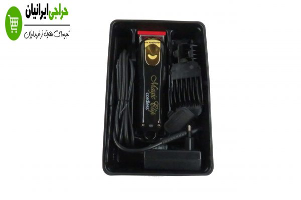 ماشین اصلاح وال مجیک کلیپ کوردلس گلد WAHL MAGIC CLIP CORDLESS GOLD