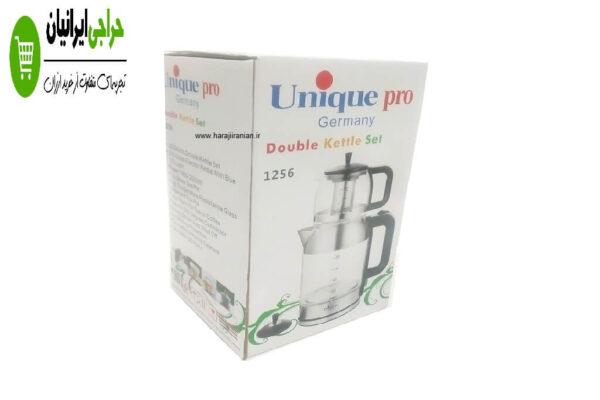 چای ساز یونیک پرو unique pro 1256